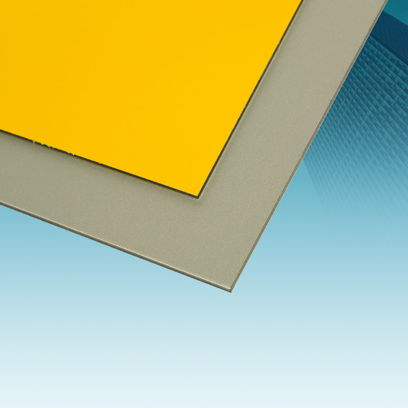 PVDF COATED ALUMINUM COMPOSITE PANEL FOR SIGN