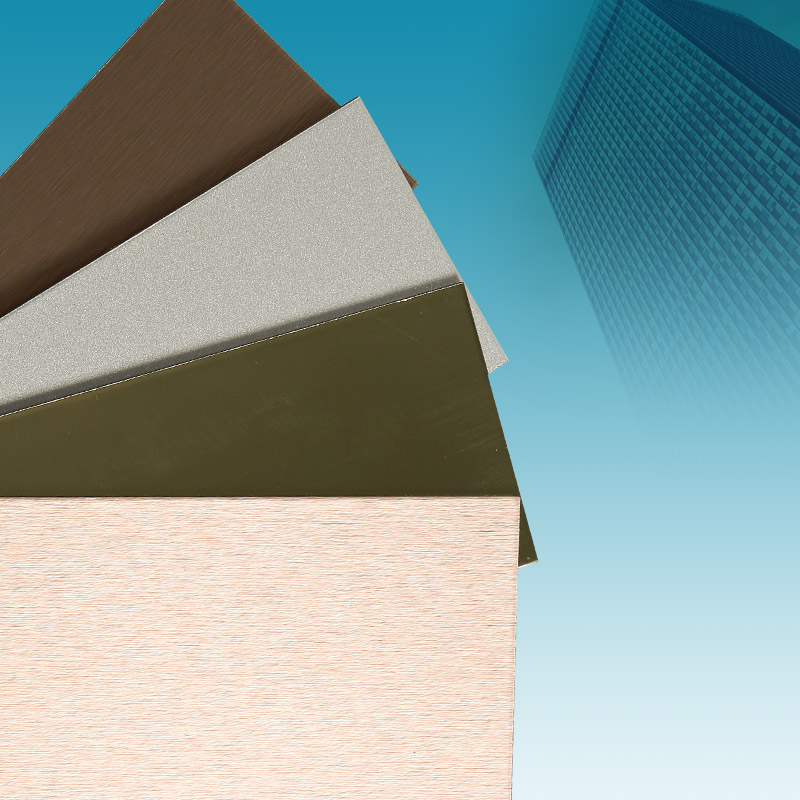 ALUCOBOND ACP SHEETS FOR DECORATION